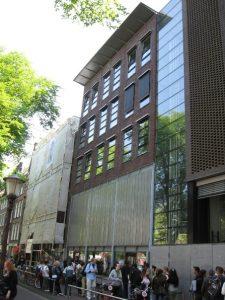 Anne Frank Museum in Amsterdam