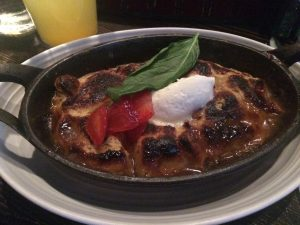 French toast skillet dish