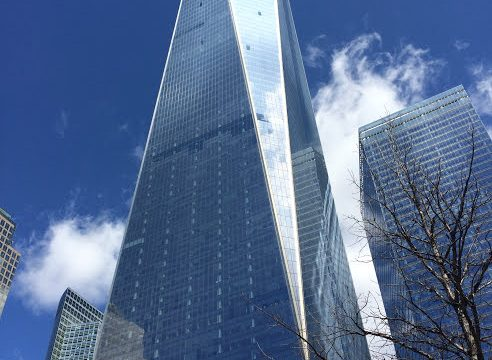 Tower in New York City