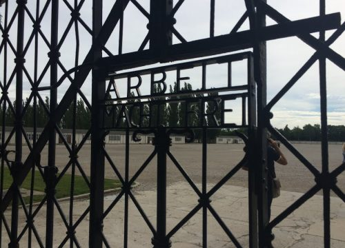Doors to Dachau