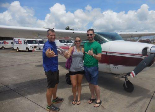 airplane tour of Kauai