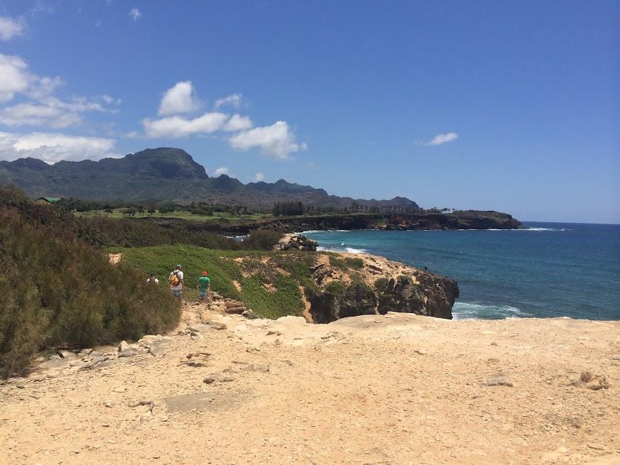Hiking on Kauai