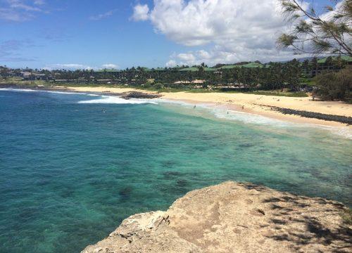 Hiking trail on Kauai