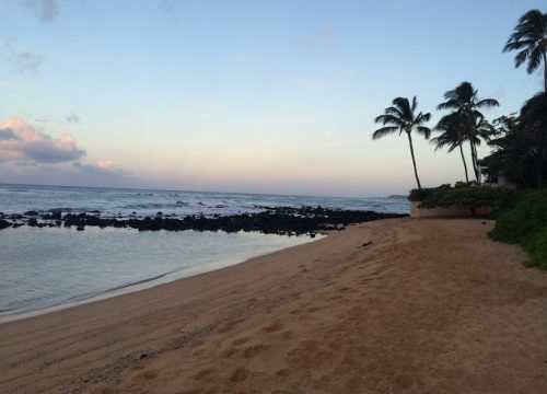Baby Beach on Poipu
