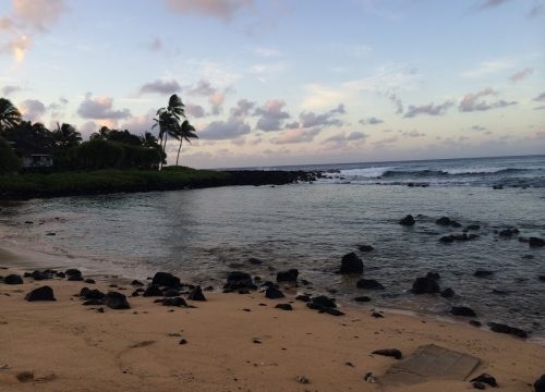 Baby Beach in Poipu