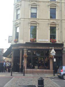 Ten Bells in London
