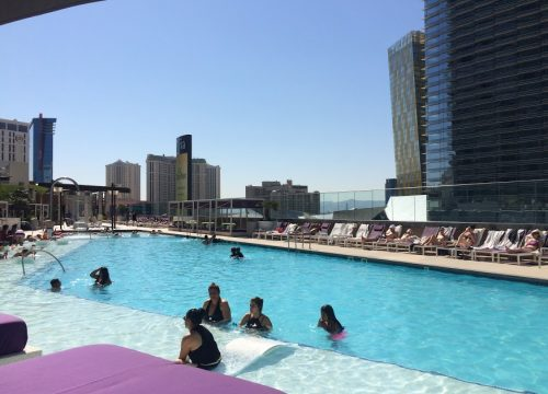 Chelsea Pool at Cosmo
