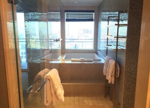 Bathroom at Cosmo