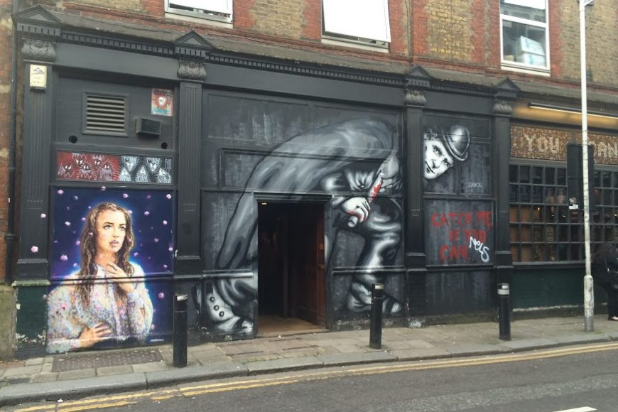 East End in London