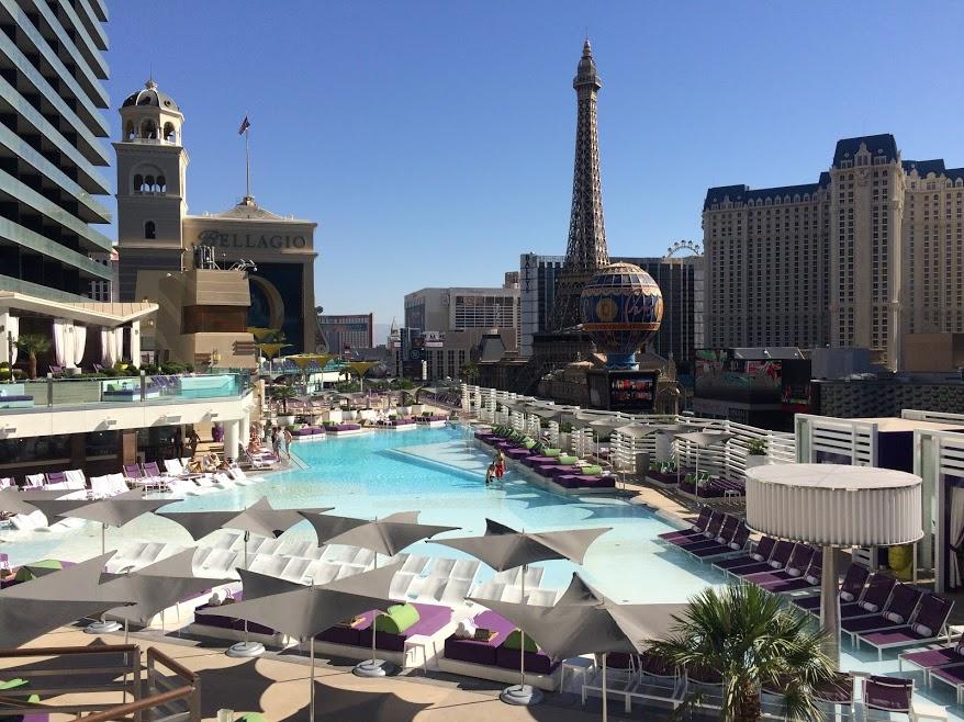 Vegas pool