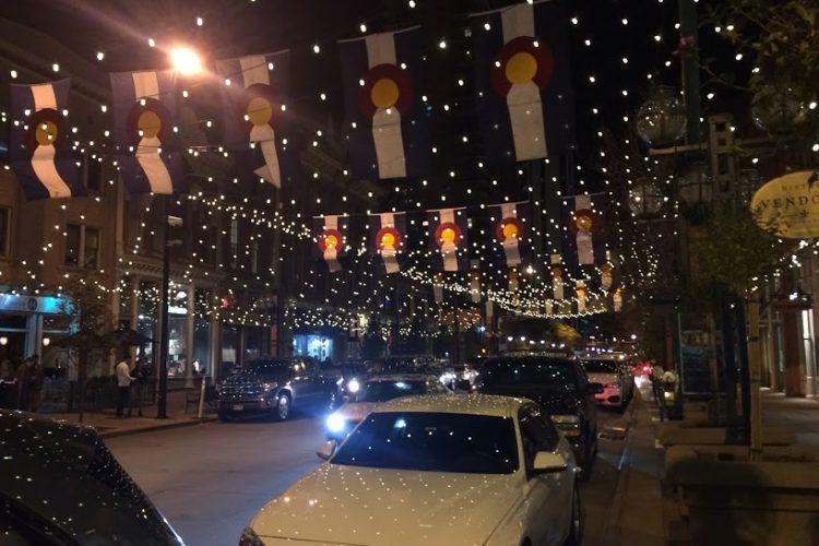 Larimer Street in Denver