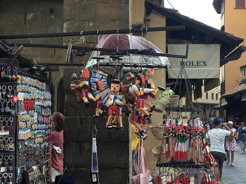 Florence souvenirs