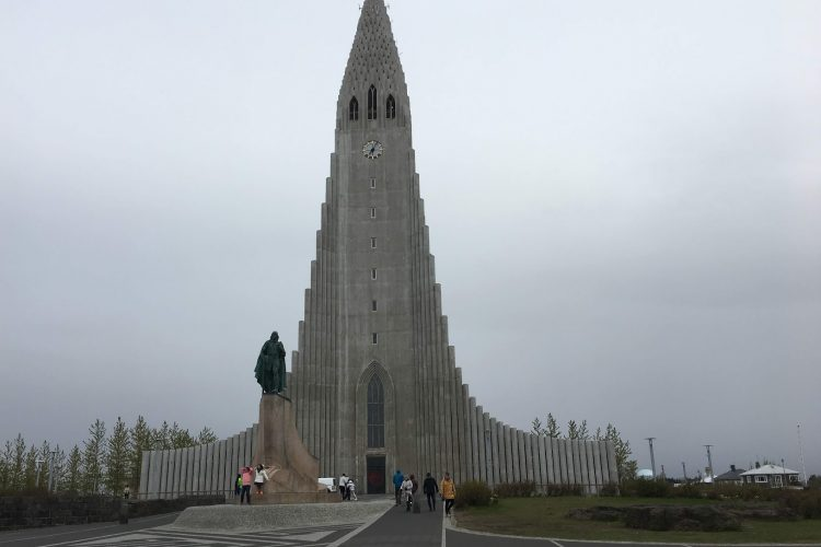 Church in Reykjavik