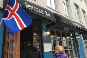 Iceland restaurant and bar