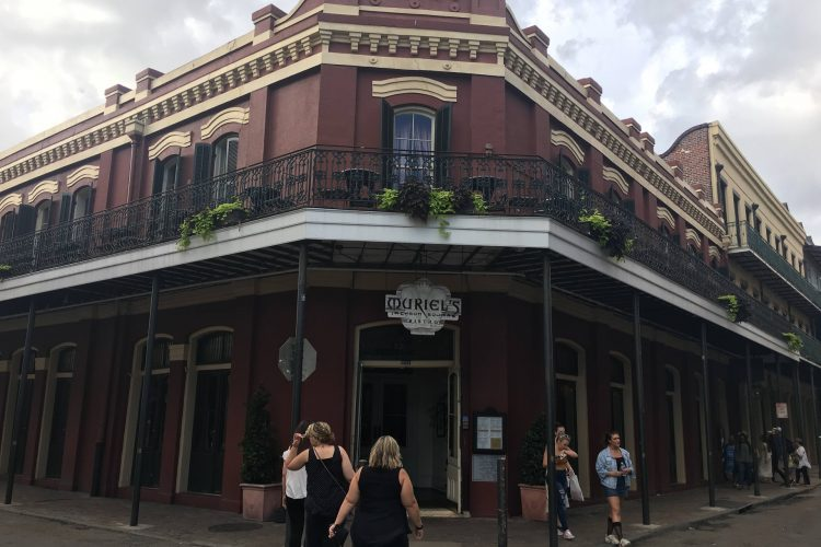 Muriel's in New Orleans