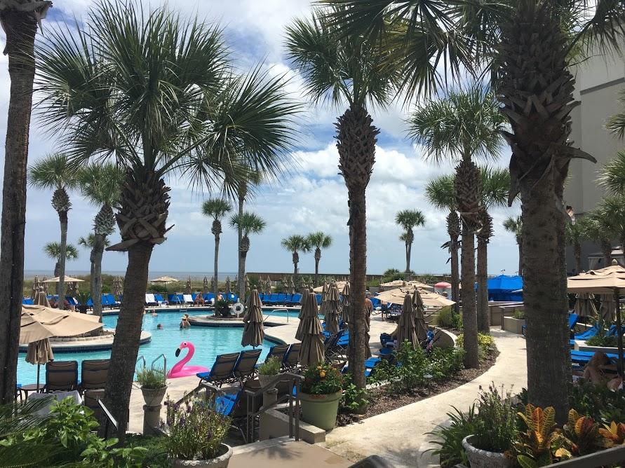 Ritz-Carlton Amelia Island pool