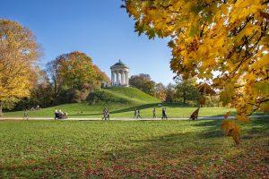 Munich park