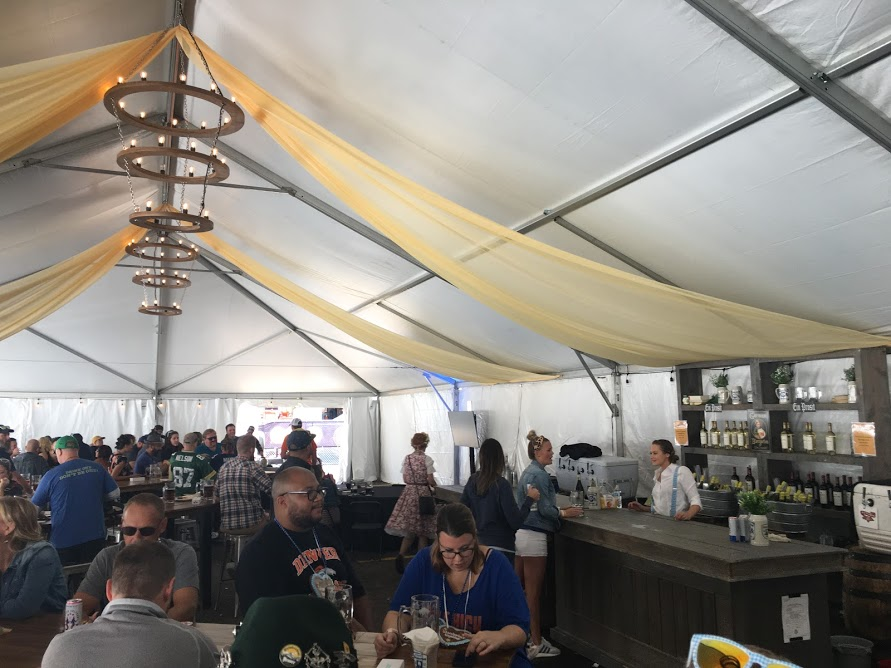 Denver Oktoberfest Beer Hall