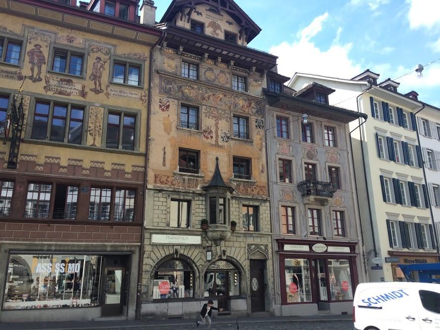 Old Town Lucerne