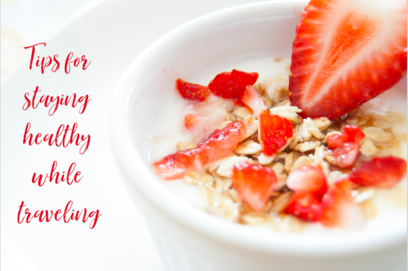 Strawberries and oats