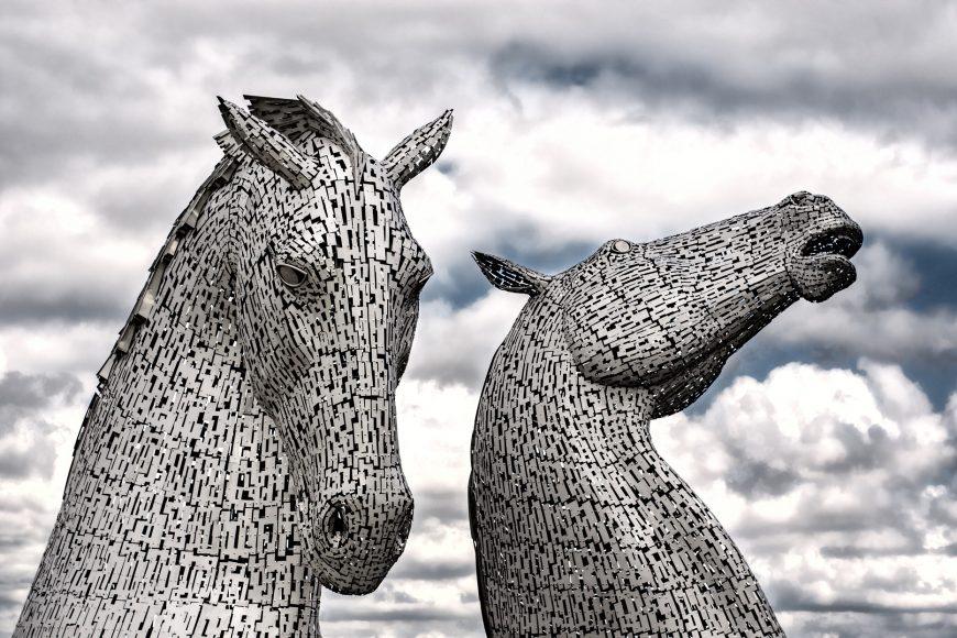 Scotland Kelpies