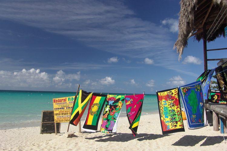 Beach on Jamaica