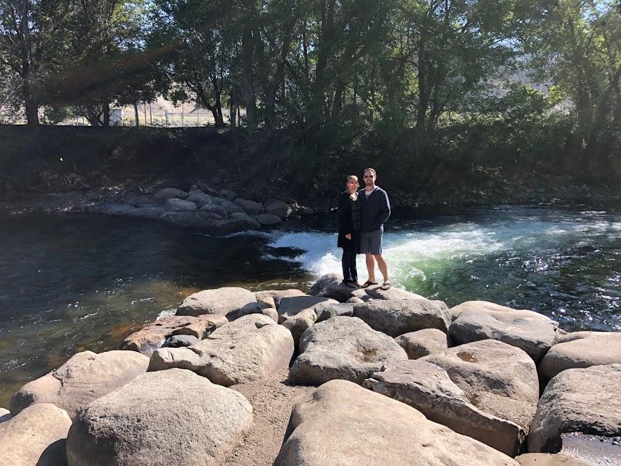 Salida river walk