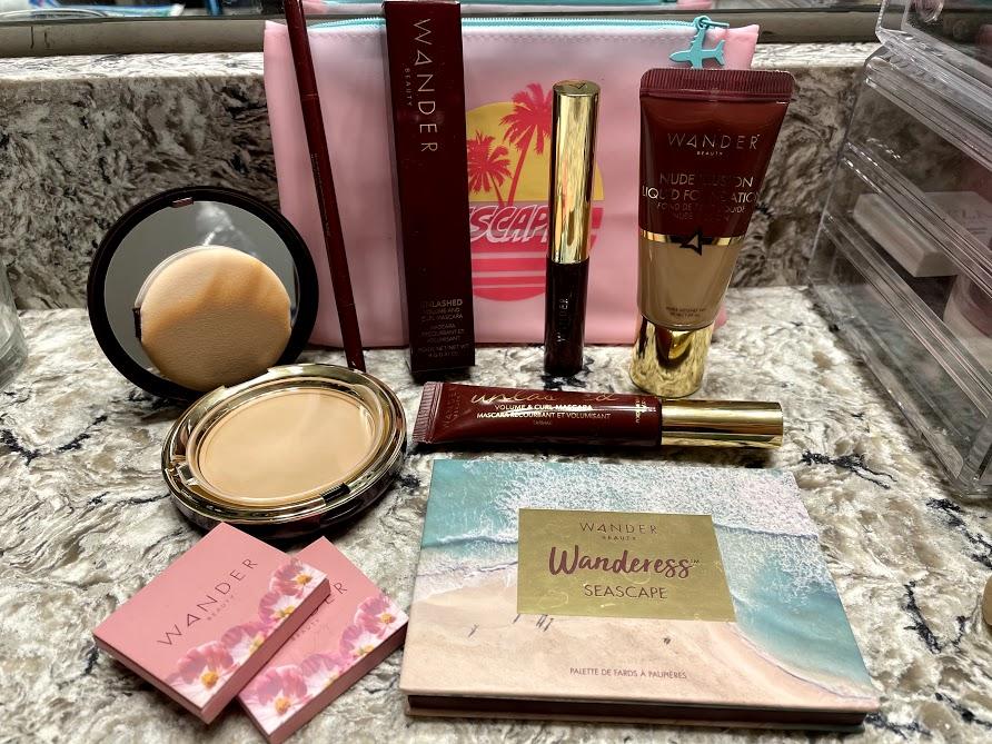 Wander Beauty makeup