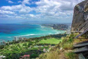 Diamond Head in Honolulu