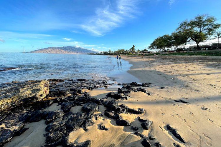 Kihei beach